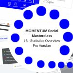 MOMENTUM Social Masterclass #8 - Statistics Overview (Pro Version) Image
