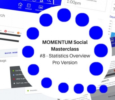 MOMENTUM Social Masterclass #8 – Statistics Overview (Pro Version)