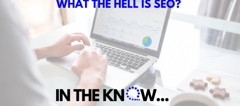 1. What The Hell Is SEO? | In The Know Blog Series – Search Engine Optimization