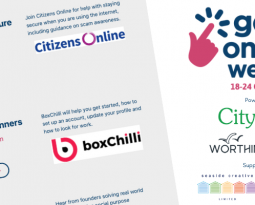 Supporting digital inclusion through collaboration and by giving back